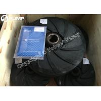 Wholesale Warman Replaced Rubber Slurry pump impeller from china suppliers