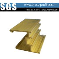 Wholesale Brass C38500 Hpb58 Fabrication Of Windows / Building Copper Extrusion Section from china suppliers