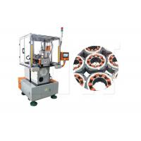 Quality Electric Motor In Slot Stator Needle Stator Winding Machine With Wire Protection for sale