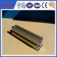Wholesale 40*40 aluminium profiles for Machine brackets and frame from china suppliers