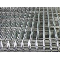 Wholesale Firm structure welded wire mesh panel,  Galvanized fencing mesh 75*75 / 100 * 100 from china suppliers