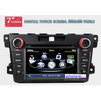 Wholesale Japanese Car Stereo for Mazda CX-7 CX7 , GPS Navigation DVD Head Unit from china suppliers