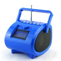 Wholesale Portable Speaker/Boombox Speaker SD & Micro SD card speaker with radio DY-112 from china suppliers