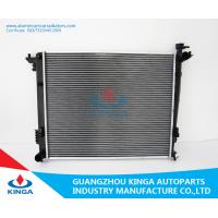 Wholesale For HYUNDAI TUCSON 2011 / KIA SPORTAGE 2009 -MT 25310-2S550 Aluminum Car Radiators from china suppliers