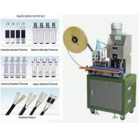 Wholesale Updated Power Hydraulic Crimping Machine Wire Stripper Connection from china suppliers