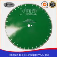 Wholesale 500mm Diamond Silent Saw Blade with Long Lifetime for Cured Concrete Cutting from china suppliers