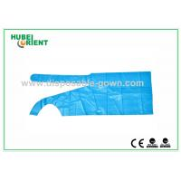 Wholesale Polythene Disposable Aprons , Waterproof Plastic Colored Aprons from china suppliers