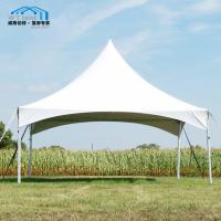 Wholesale Multipurpose Spring Top Marquee / White High Peak Tent Garden Use from china suppliers