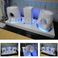 Wholesale gel coat freestanding wash basin from china suppliers