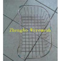 Wholesale supply stainless steel shopping basket from china suppliers