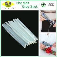 Wholesale High Viscosity White Transparent Hot Glue Sticks Eva For Art Making from china suppliers
