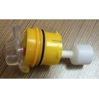 Wholesale Plastic Forklift Battery Accessories , Battery Vent Caps Size S Length 57mm from china suppliers