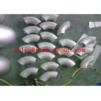 Wholesale Stainless Steel Elbow LR 45 / 90 Degree , A403-WP304L A403-WP316L WP321 , 321H . WP347. A815 UNSS31803. from china suppliers