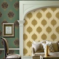 Best selling elegant interior design 3d flower decorative for Best selling wallpaper
