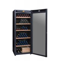 Wholesale Lockable Whiskey Display Cabinet , Table Top Bar Storage Cabinet Climadiff DVP305G from china suppliers