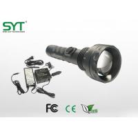 Wholesale Lightweight Rechargeable Led Tactical Flashlight , High Lumen Emergency Led Flashlight from china suppliers