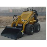 Wholesale Rigid Frame Compact Skid Steer Loader , 20 HP Rated Power Small Skid Loader from china suppliers