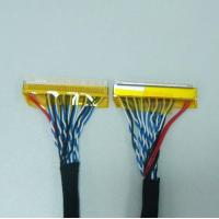 Buy cheap LVDS CABLE FIX-30P double 2ch 6bit for 15inch~19inch lcd panel from wholesalers