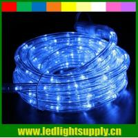 Wholesale 12v/24v led rope light multi-color 1/2'' 2 wire duralight led from china suppliers