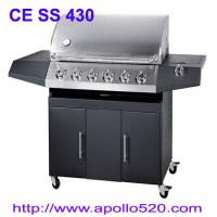 Wholesale Outdoor BBQ Gas Grill, 6burner from china suppliers
