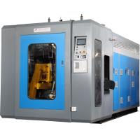 Quality Full Automatic Plastic Injection Stretch Blow Molding Machine Single / Double Head for sale