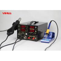 Wholesale Digital Temperature Control 3 In 1 Soldering Station With 30V 5A Power from china suppliers