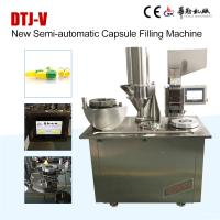 Wholesale DTJ-V New type hot selling semi-auto Capsule Filling machine from china suppliers