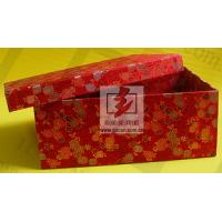 Wholesale Recycled Wedding Cardboard Gift Boxes For Candles Glossy Lamination from china suppliers