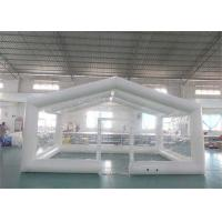 Wholesale Custom Transparent Airtight Inflatable Tent for Advertising Event from china suppliers