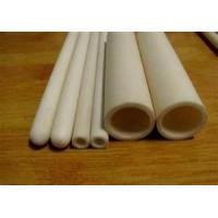 Wholesale High dielectric Chemical corrosion resistance Industrial 99 al2o3 ceramic tubes OEM from china suppliers