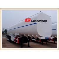 Wholesale 3 Axle Water Lpg Tank Fuel Tanker Trailer , 100m3 Stainless Tanker Trailer from china suppliers