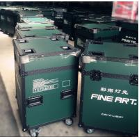 Wholesale 60cm*60cm*70cm Turquoise Green Rack Flight Cases For Store And Transport from china suppliers