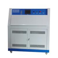 Buy cheap UV Weather Simulated Plastic Accelerated Aging Test Machine / Plastic Aging Chamber from wholesalers