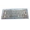 Buy cheap Long-Stroke Printed Keytop Stainless Steel Metal Keyboad 263.0*91.0mm  IP65 from wholesalers