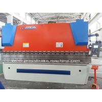 Wholesale WE67K CNC Hydraulic Press Brake Steel Plate Bending 4m Long Worktable from china suppliers