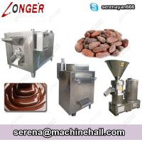 Wholesale Chocolate Paste Production Line|Cocoa Liquor Making Processing Machine from china suppliers