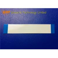 Wholesale Professional Flexible FFC Flat Cable OEM / ODM With Line Marking from china suppliers