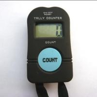 Wholesale LCD Resettable Electronic Hand Tally Counter For Counting RL-HC009 from china suppliers
