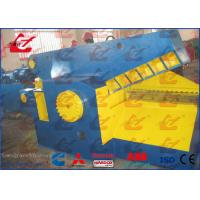 Buy cheap WANSHIDA Hydraulic Alligator Shears Cutting Scrap Pipes or Profiles Button Control 15kW from wholesalers