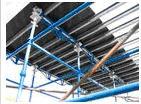 Adjustable Prop Vertical Robust Suspended Slab Formwork System