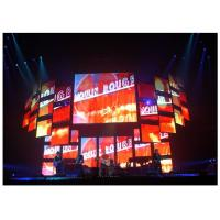 Wholesale Energy Saving Full Color Indoor LED Video Wall Rental for Stage Background from china suppliers