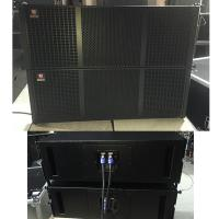 Wholesale LA-212 dual 12'' 3 way line array speaker  indoor or  out door from china suppliers