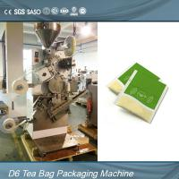 Wholesale High Precision Tea Bag Packing Bag For Cold Sealing Outer Envelop from china suppliers