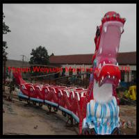 Wholesale Kids rides dragon slide roller coaster/ double track roller coaster for sale from china suppliers