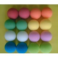 Wholesale Colored Styrofoam Balls	, Good Elasticity Super Softness Polypropylene Foam Stress Balls from china suppliers