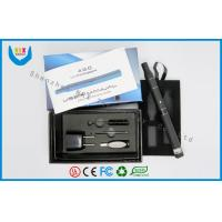 China Pen Style Ago Dry Herb Vaporizer , Lcd 1500 Puffs Rechargeable E-Cigarettes on sale