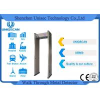 Wholesale Security Multi Zones Door Frame Metal Detector Walk Through 4-8 Hours Backup Battery from china suppliers