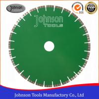 """Wholesale Green 16"""" 400mm Diamond Concrete Saw Blades with Long Lifetime from china suppliers"""