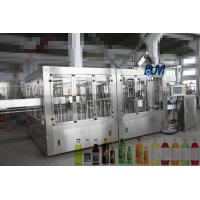 Wholesale Automatic 3-In-1 Carbonated Drink Filling Machine With Touch Screen Control from china suppliers