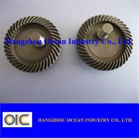 Wholesale M1 M1.5 Transmission Mini Spiral Bevel Gear With Case Harden from china suppliers